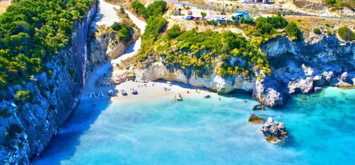 ZAKYNTHOS: Plaża Xigia – czego spodziewać się po plaży siarkowej