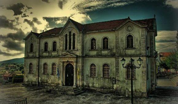 Kiliomenos – wioska tajemnic